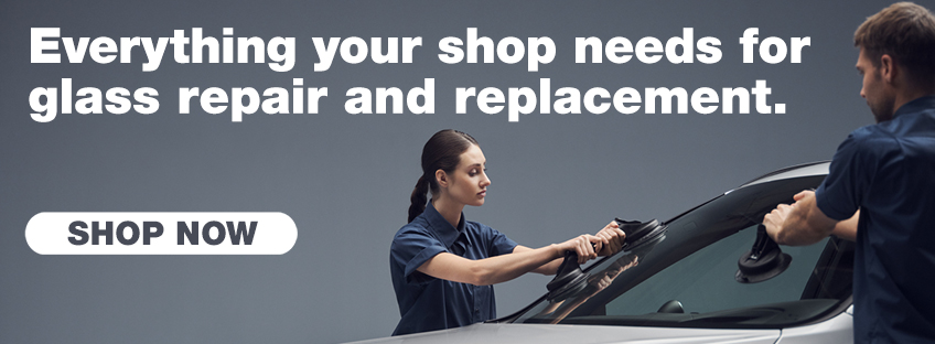 everything you need for glass repair